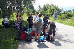 Önkéntesek nyári tábora