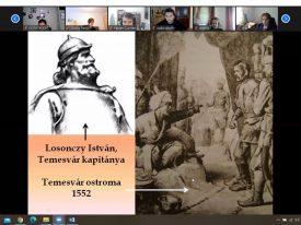 Kultúr-Péntek 7.0 – végvári diákokkal online
