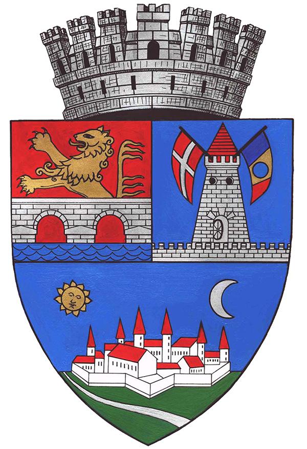 Temevár címere
