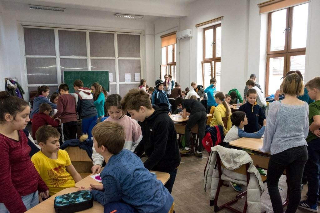 Kultúr-Péntek 6.0 – óteleki diákok Temesváron