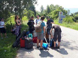 Kapcsolódj be te is! – önkéntesek a közösségért nyári tábora Vámosmárgán