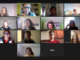Kultúr-Péntek 7.0 – lugosi diákokkal online