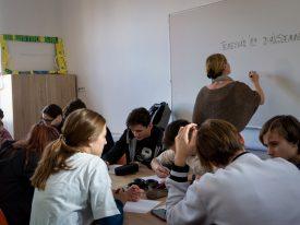 Temesvár '89 diákszemmel – képzőművészeti műhely